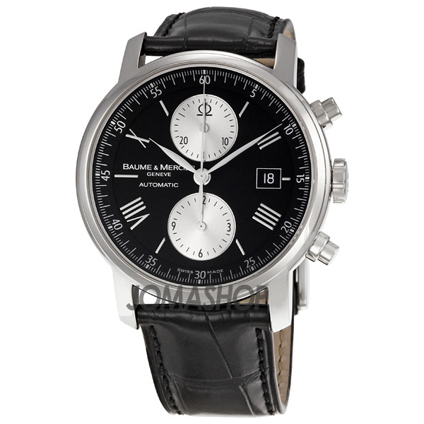 Baume and Mercier Classima Executives XL Men's Watch 08733 - Classima ...