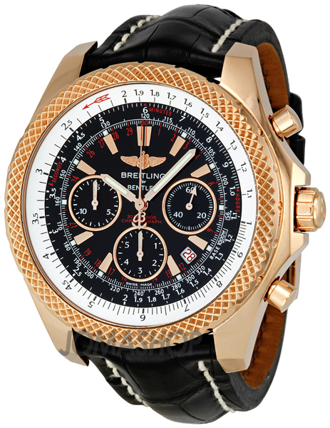 breitling bentley motors speed 18kt rose gold men 39 s watch r2536712. Cars Review. Best American Auto & Cars Review