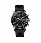 Breitling Superocean Heritage Automatic Chronograph Black Dial Mens Watch A1332024-B908BKOD