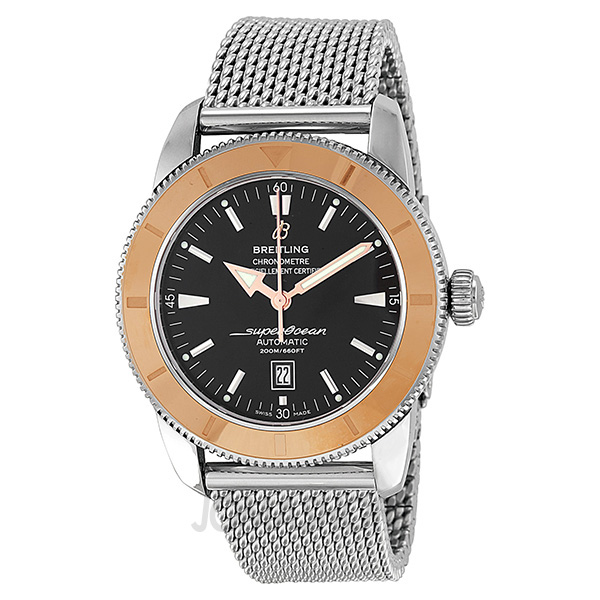 breitling superocean heritage 46 review