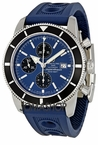 Breitling Superocean Heritage Blue Dial Chronograph Mens Watch A1332024-C817BLOR