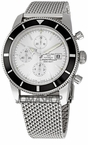 Breitling Superocean Heritage Chronograph Mens Watch A1332024-G698SS