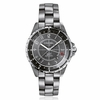 Chanel J12 Chromatic GMT Automatic Charcoal Titanium Ceramic Watch H3099