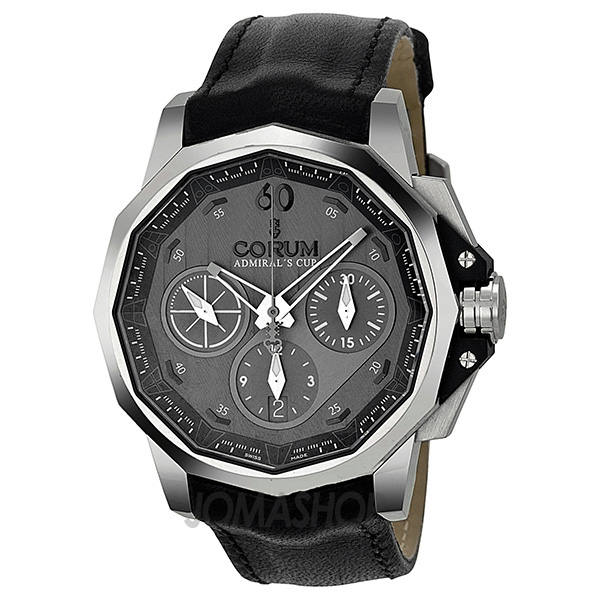 corum admiral s cup challenger automatic chronograph s