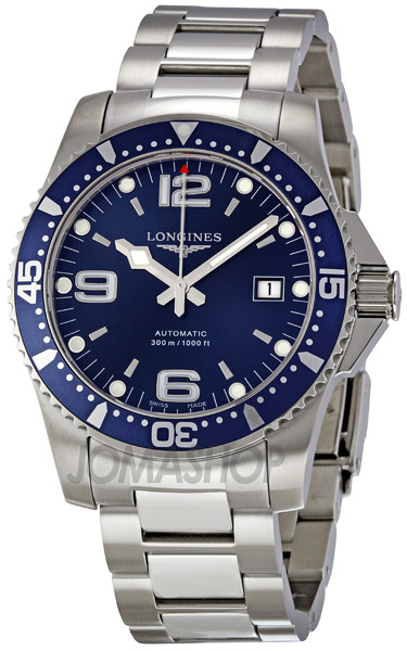Longines HydroConquest Automatic Stainless Steel Men's ...