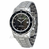 Momo Design Black Mother of Pearl Stainless Steel Ladies Watch 093-C-MB-01BK