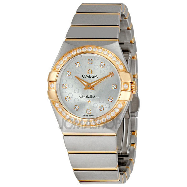 omega constellation watches au