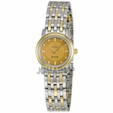 Omega Deville Prestige Diamond Ladies Watch 4370.16