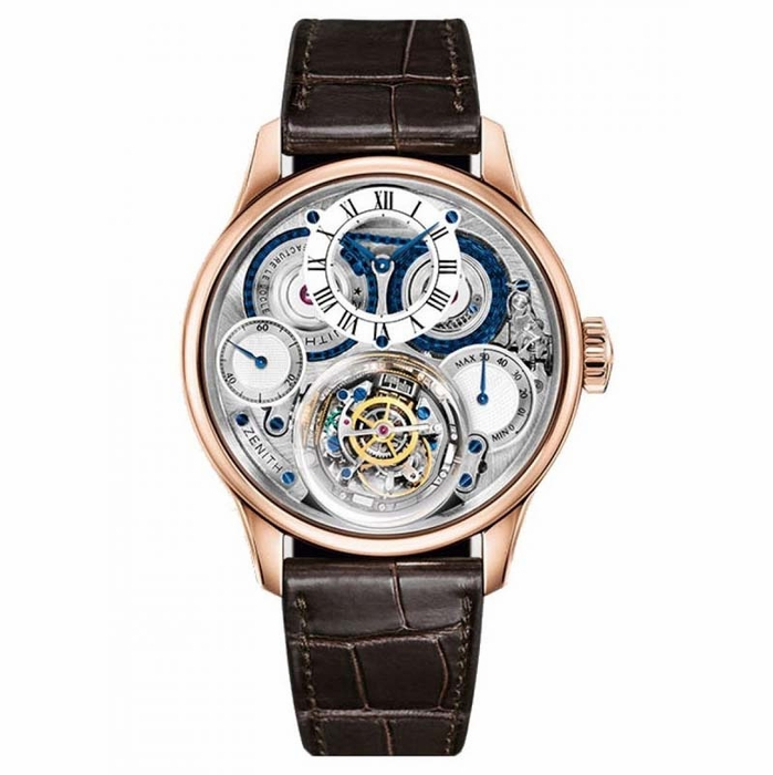 Mechanical Skeleton Watch