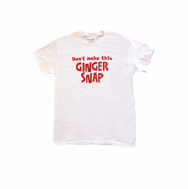 GINGER SNAP TSHIRT