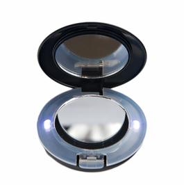 Illuminated Mirror Compact