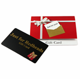 JFR Gift  Card (Mailed)