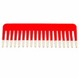 Red Fluff Comb