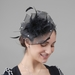 5704H - Fascinator hairband