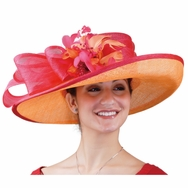 ****** On Sale ******<br>Sinamay Hat