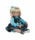 "Adora Dolls <br />20"" Name Your Own Baby Country Cutie Doll"