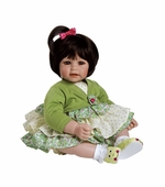 "Adora Dolls <br />20"" Name Your Own Baby Fanciful Frogs Doll"