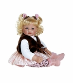 "Adora Dolls <br />20"" Name Your Own Baby Giggles & Growls Doll"
