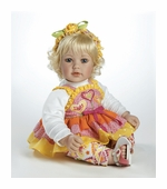 "Adora Dolls <br />20"" Name Your Own Baby Jelly Beanz Doll"