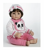 "Adora Dolls <br />20"" Name Your Own Baby Panda-Riffic Doll"