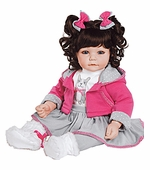 "Adora Dolls <br />20"" Name Your Own Baby Puppy Play Date Doll"