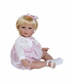"Adora Dolls <br />20"" Name Your Own Baby Rosebud Romper Doll"