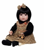 "Adora Dolls <br />20"" Name Your Own Baby Sassy Safari Doll"
