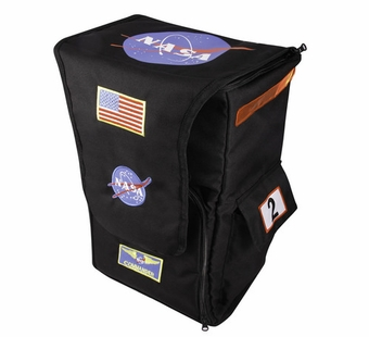 Aeromax<br />Astronaut Black Back Pack