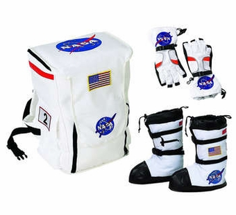 Aeromax<br />Astronaut White Accessory Pack