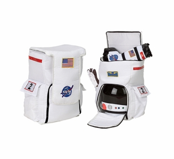 Aeromax<br />Astronaut White Back Pack
