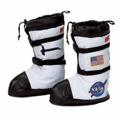 Aeromax<br />Astronaut White Space Boots