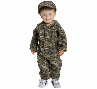 Aeromax<br />Baby Camouflage Suit