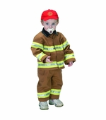Aeromax<br />Baby Fire Fighter Suit, Tan