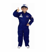 Aeromax <br />Jr. Flight Suit Costume