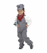 Aeromax <br />Jr. Train Engineer Costume