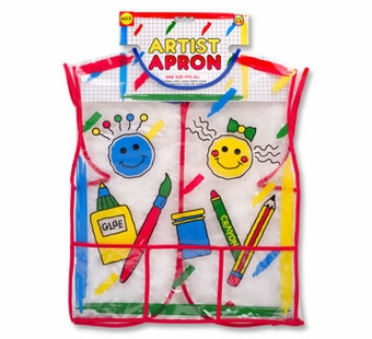 Alex Toys <br />Artist Sleeveless Apron with Velcro