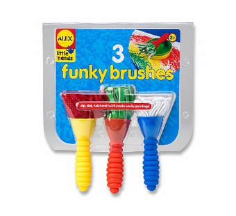 Alex Toys <br />Assorted Art Brushes