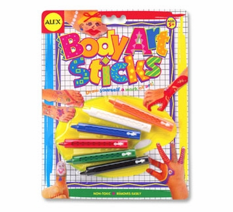 Alex Toys <br />Body Art Sticks Kit