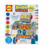 Alex Toys <br />Build & Roll Robot Art Kit