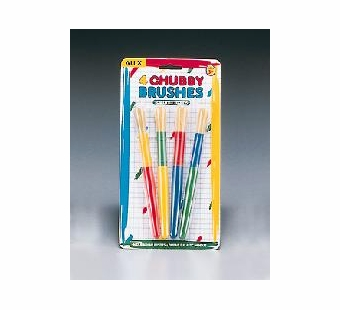 Alex Toys <br />Chubby Art Paint Brushes