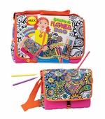 Alex Toys <br />Color a Flower Bag Art Kit