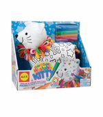 Alex Toys <br />Color & Cuddle Kitty Art Kit