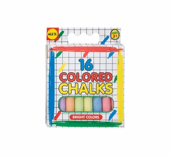 Alex Toys <br />Colored Chalk