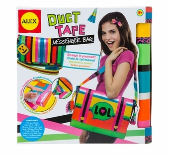 Alex Toys <br />Duct Tape Messenger Bag