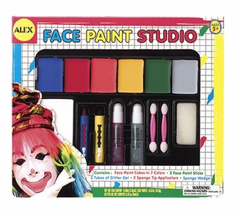 Alex Toys <br />Face Paint Art Studio Art Kit