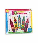 Alex Toys <br />Finger Art 30 piece Crayons