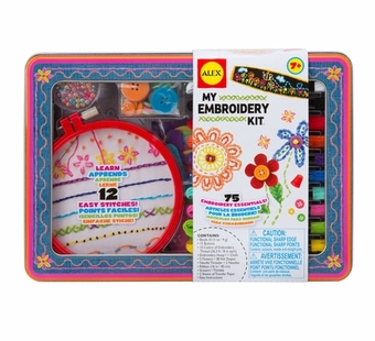 Alex Toys <br />My Embroidery Kit