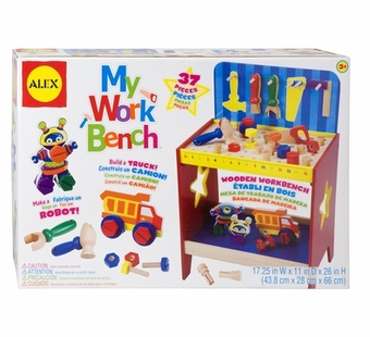 Alex Toys <br />My Wood Workbench