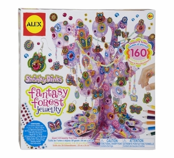 Alex Toys <br />Shrinky Dinks Fantasy Jewelry