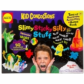 Alex Toys <br />Slimy Sticky Silly Stuff
